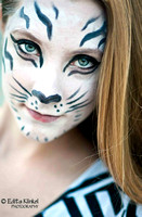 Face Paint Animal Shoot